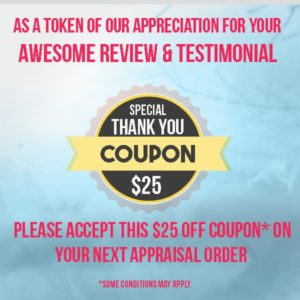 Stephen Paul Appraisal Thank You